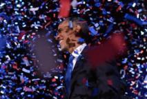 """Obama désigné """"personne de l'année 2012"""" par l'hebdomadaire Time"""