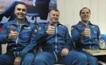 Evgeny Tarelkin, Oleg Novitskiy et Kevin Ford