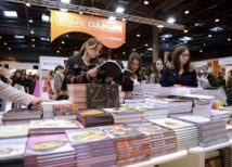 """Au Salon du livre, les enfants savourent navets et salade """"manga"""""""