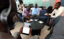 """Ouverture à Dakar d'un """"tabletcafé"""", une première selon Google"""