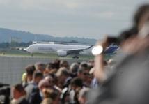 L'Airbus A350, nouvelle arme d'Airbus face à Boeing, a pris son envol
