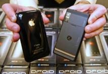 Etats-Unis: conflit relancé entre Apple et Motorola sur un brevet