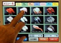 Japon: le sushi, ou l'art et la technologie dans vos assiettes