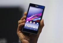 """Sony dévoile le Xperia Z1 et vise le """"Top 3"""" dans les smartphones"""