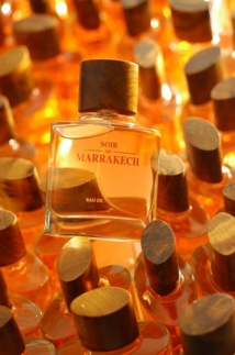 Soir de Marrakech au conservatoire international des parfums de Versailles