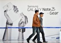 Samsung conforte sa place de numéro 1 mondial, Apple recule