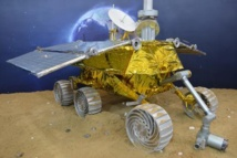 "Espace: la Chine va envoyer son ""Lapin de jade"" sur la Lune"