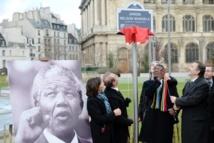 Un jardin Mandela à Paris pour perpétuer sa mémoire