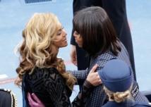 Beyoncé et John Legend chantent aux 50 ans de Michelle Obama