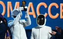 Le duo électro français Daft Punk