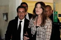 Carla Bruni partage la vedette avec Nicolas Sarkozy pour son 1er concert en Israël