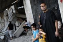 Offensive israélienne à Gaza: 213 Palestiniens tués en neuf jours