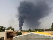 Libye: un immense réservoir de carburant ravagé par le feu menace Tripoli
