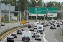 Départs en vacances: déjà 220 km de bouchons pour un samedi noir