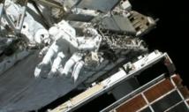 ISS: deux astronautes américains effectuent avec succès une nouvelle sortie dans l'espace