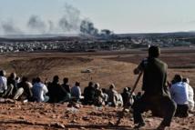 Syrie: après un mois de combats, les Kurdes résistent toujours à Kobané