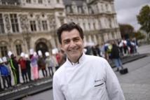 """Gault et Millau: Yannick Alléno sacré """"cuisinier de l'année"""""""