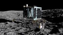 """Sonde Rosetta: le robot Philae autorisé à atterrir sur la comète """"Tchouri"""""""