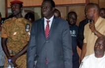 Burkina: le diplomate Michel Kafando nouveau président intérimaire