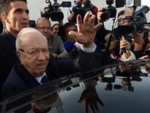 Tunisie: Essebsi en tête de la présidentielle devant Marzouki