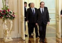 Crise ukrainienne: Hollande va rencontrer Poutine à Moscou