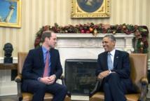 Le prince William rencontre Obama, Kate rencontre des enfants à New York