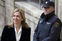 Espagne : l'infante Cristina renvoyée devant un tribunal