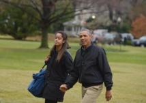 Malia Obama, le T-shirt et la photo qui font le buzz
