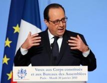 Hollande: la Défense supprimera 7.500 postes de moins que prévu sur 2015-2019