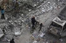 Syrie: raids du régime près de Damas, 32 morts dont 6 enfants