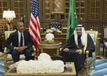 Obama et une imposante délégation américaine chez l'allié saoudien