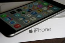 Des ventes record de l'iPhone offrent à Apple un bénéfice historique