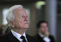 Mort de l'ancien président allemand Richard von Weizsäcker à 94 ans
