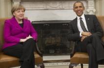 Ukraine: Obama et Merkel évoquent la livraison d'armes, l'UE reporte ses sanctions