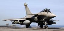 Les Rafale du Charles de Gaulle ont largué leurs premières bombes en Irak