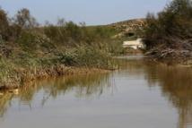 Entre Israël et Gaza, les eaux d'un oued plus fortes que la légende