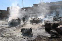 """Syrie: violents combats à Alep, l'opposition cherche une """"nouvelle stratégie"""""""
