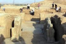 Les jihadistes à l'assaut du patrimoine irakien