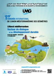 L'Union Méditerranéenne des géomètres tiendra son 1er Congrès à Marrakech sur le thème de la sauvegarde du littoral (17-18 avril)