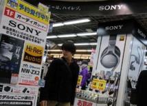 Face à Apple et Samsung, Sony aligne ses nouveaux smartphones Xperia Z4