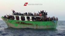 Migrants: l'UE prépare sa riposte face aux trafiquants