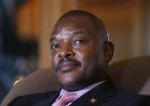 Burundi: Nkurunziza dépose sa candidature à la présidentielle, malgré les pressions