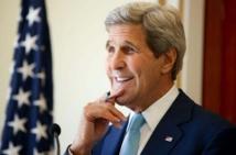 Le secrétaire d'État américain John Kerry rencontrera Poutine à Sotchi mardi