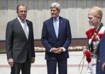 Kerry en Russie pour parler de sujets qui fâchent avec Poutine