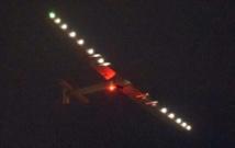 La météo force Solar Impulse à atterrir au Japon
