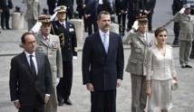 Felipe VI d'Espagne en France pour renforcer le partenariat franco-espagnol