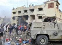 Attaques inédites de l'EI contre l'armée dans le Sinaï égyptien, 36 morts