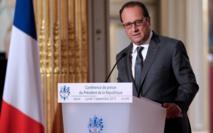 """La France va accueillir """"24.000 réfugiés"""" et propose une conférence internationale"""