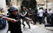 Troisième jour de heurts sur l'esplanade des Mosquées à Jérusalem