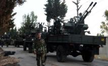Syrie: offensive de l'armée à Damas, discussions militaires russo-américaines